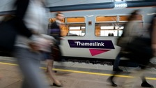 Thameslink rolled out the timetable change two weeks ago.