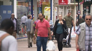 Fears for the traditional High Street as big stores close