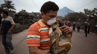 Guatemala Fuego volcano death toll up to 69 and expected to rise