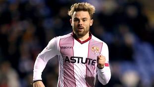 Matt Godden: Peterborough United sign Stevenage striker for six-figure fee