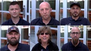 Meet the veterans walking 1,000 miles across the US on the Walk of America