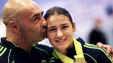Irish boxer Katie Taylor's father Pete Taylor injured in shooting