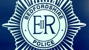 Bedfordshire Police badge