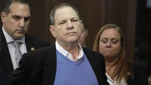 Harvey Weinstein is currently out on a one million dollar (£751,060) bail