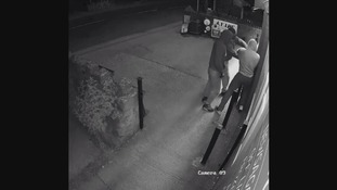 CCTV released of robbery after couple tied up and threatened with boiling water