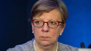 Director of Prosecutions Alison Saunders.