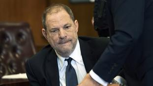 Harvey Weinstein 'ready to fight' as he pleads not guilty to sex charges