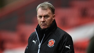 New Carlisle United manager John Sheridan