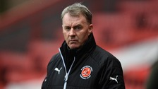 New Carlisle United manager John Sheridan