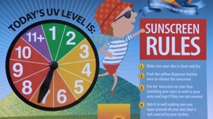 Suncream dispensers given to schools across the Bailiwick of Guernsey