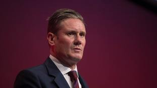Labour row over 'internal market' plan post-Brexit