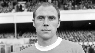 Ray Wilson pictured at Goodison Park in 1967.