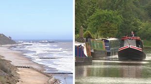 The Norfolk coast and the Grand Union Canal are the latest locations in the Tails and Trails series.