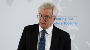 Brexit Secretary David Davis could quit on Thursday