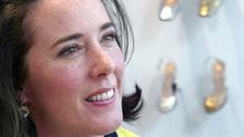 Fashion designer Kate Spade was found dead in her apartment in New York on Tuesday.