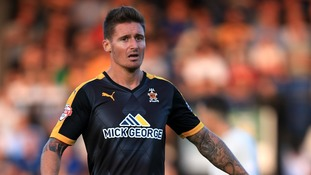 Barry Corr is staying at Cambridge.