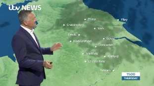Jon Mitchell has your latest forecast.