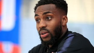 Danny Rose has opened up about his battle with depression.