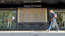 House of Fraser in Birkenhead has been confirmed as one of the stores that will be shutting
