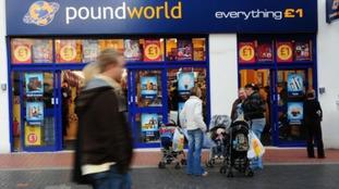Poundworld.