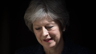 Theresa May's backstop proposal puts her at odds with the EU.