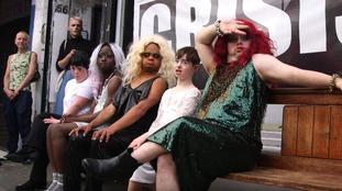 Drag syndrome participants