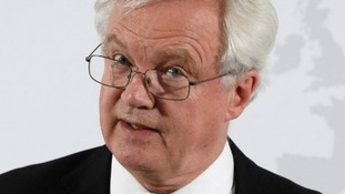 David Davis will remain as Brexit secretary.