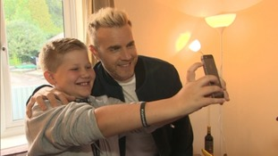 Take That fan has night of his life after writing to Gary Barlow