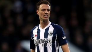Leicester City complete signing of Jonny Evans from West Brom