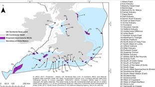 New protected marine zones