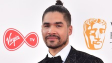 Cambridgeshire gymnast Louis Smith has received an apology from Virgin Trains over a ticket check of black passengers.