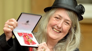 Professor Mary Beard from the University of Cambridge has been made a Dame in the Birthday Honours list.