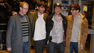 Blur to go separate ways after Olympics gig