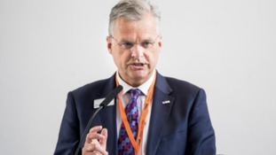 Mark Carne has been named on the Queen's Birthday Honours list