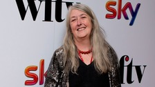 The Cambridge classics professor and television presenter Mary Beard is now a Dame.