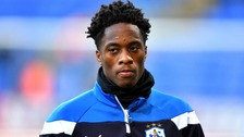Kongolo has signed a four year deal at Huddersfield Town