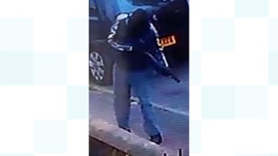 Police release CCTV image of shooting suspect