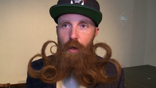 How exactly do you judge a beard competition?