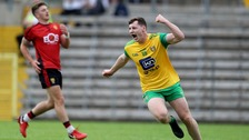 Donegal came out on top in their Ulster SFC semi-final against Down