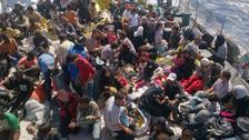 Migrants have been refused permission to dock in Italy.