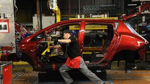Economy stumbles at start of second quarter as manufacturing contracts