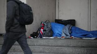 Britain could end homelessness in a decade – report