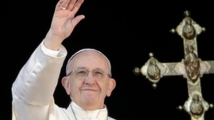 Pope Francis's itinerary was published on Monday.