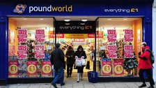 Poundworld has gone into administration.