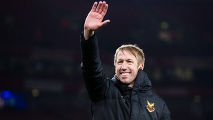 Graham Potter appointed as the new manager of Swansea City