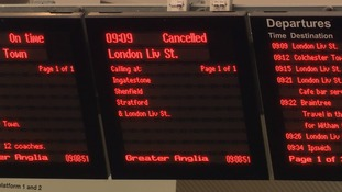 Part to fix railway track won't be here until October, says Network Rail