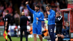 Manager Danny Cowley has been a driving force behind the plans.