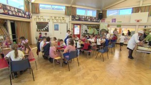 Schools hope being involved in the scheme will making healthy eating more affordable.