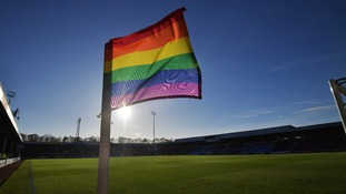 Police and the FA want to improve attitudes to the LGBT+ community in football