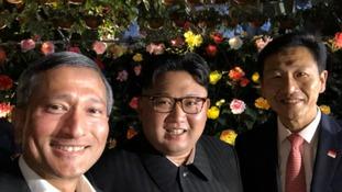 North Korean survivors left horrified by Singapore's selfie-taking welcome of Kim Jong-un